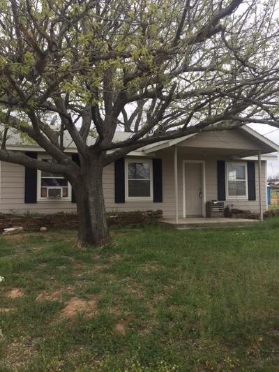 Mason County Single Family Home For Sale: 604 N Avenue F