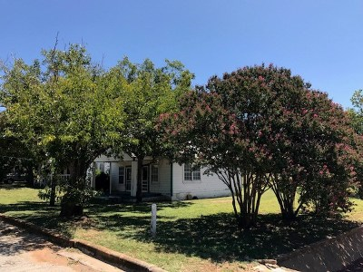 Llano Single Family Home For Sale: 108 W Green St