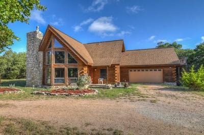 Blanco County Single Family Home Under Contract: 1377 Forest View Dr