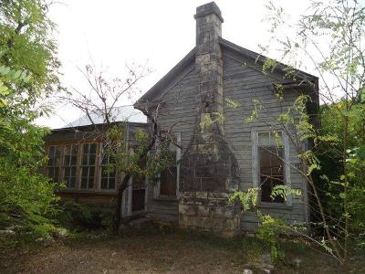 Blanco County Single Family Home For Sale: 704 Main St