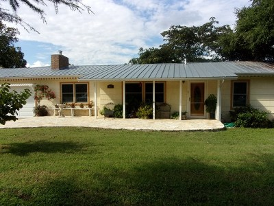 Llano Single Family Home Under Contract: 601 E Main St