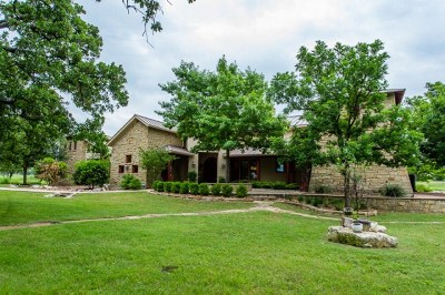 Kerrville Single Family Home For Sale: 4204 Stone Creek