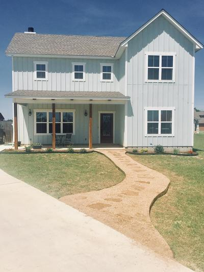 Blanco County Single Family Home For Sale: 311 Sage Circle