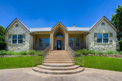 Kerrville Single Family Home For Sale: 1111 Horizon