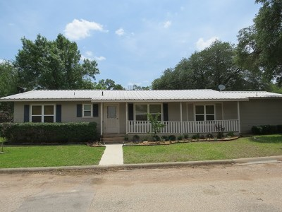 Mason County Single Family Home Under Contract W/Contingencies: 225 Coolidge