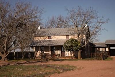 Fredericksburg Single Family Home For Sale: 1077 N Fm 2323