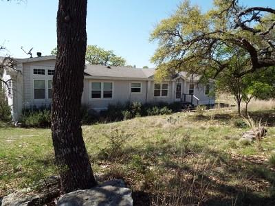 Fredericksburg Single Family Home Under Contract W/Contingencies: 120 Ulmus