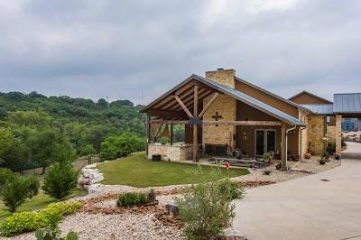 Kerrville Single Family Home For Sale: 1600 Lake Ridge