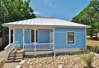 Fredericksburg Single Family Home For Sale: 305 Hale St