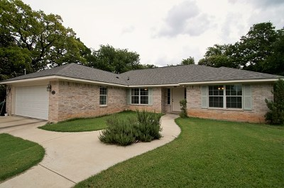 Fredericksburg Single Family Home For Sale: 705 Alfred