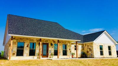 Llano Single Family Home For Sale: 421 County Rd 118