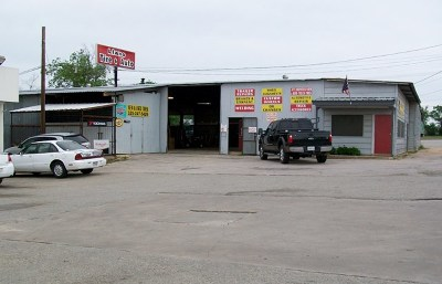Llano Commercial For Sale: 401 W Young