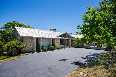 Kerrville Single Family Home For Sale: 219 Canyon Ridge View