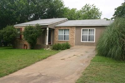 Fredericksburg Single Family Home For Sale: 243 Northwest Dr