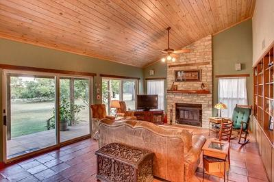 Blanco County Single Family Home For Sale: 683 Ranch Rd 1320