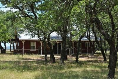 Fredericksburg Single Family Home For Sale: 524 Ok Ranch Rd