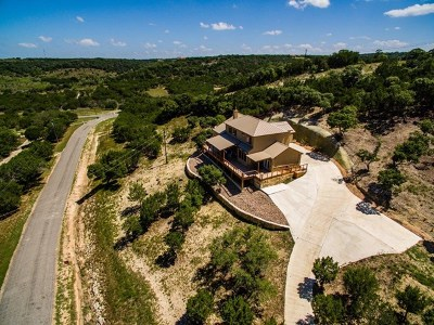Kerrville Single Family Home For Sale: 500 Stablewood Dr