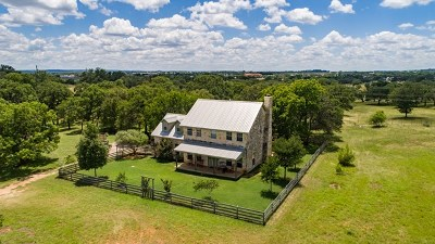 Fredericksburg Single Family Home Under Contract: 1321 Countryside Bend