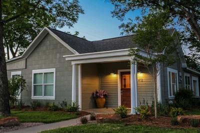 Fredericksburg Single Family Home For Sale: 418 E Schubert St