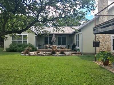 Fredericksburg Single Family Home For Sale: 1265 Center Point Rd