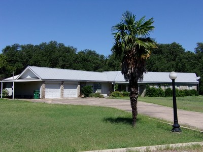 Llano Single Family Home For Sale: 103 Live Oak St