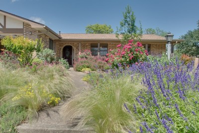 Fredericksburg Single Family Home For Sale: 424 Nimitz Circle