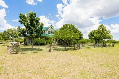 Mason County Single Family Home For Sale: 3491 Franks Rd.