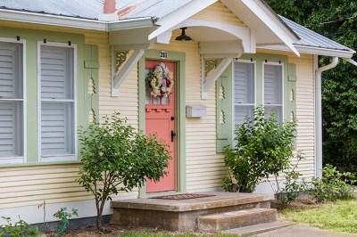 Fredericksburg Single Family Home For Sale: 213 Mistletoe St
