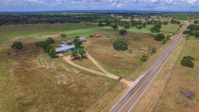 Llano Single Family Home For Sale: 2231 Ranch Rd 2323