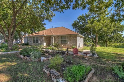 Llano Single Family Home For Sale: 1209 E Sandstone