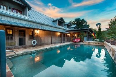 Fredericksburg TX Single Family Home For Sale: $4,999,900