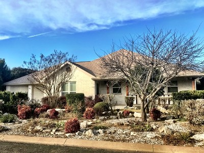 Single Family Home Sold: 706 Lupine Lane