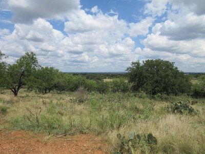 Llano Residential Lots & Land For Sale: Post Oak Street