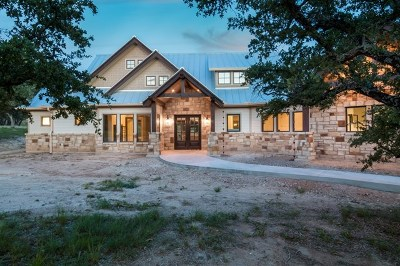Fredericksburg Single Family Home For Sale: 328 Rusty Spur Dr