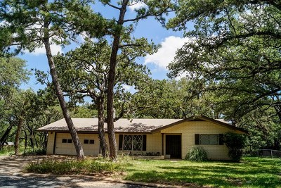 Fredericksburg Single Family Home For Sale: 126 NW Ridgewood Dr