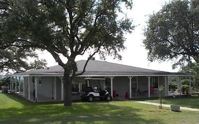 Harper Single Family Home For Sale: 2021 Dinosaur Ranch Rd