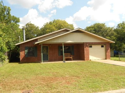 Fredericksburg Single Family Home For Sale: 704 Bell