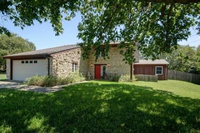 Kerrville Single Family Home For Sale: 144 Oak Ridge