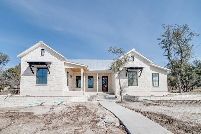 Fredericksburg Single Family Home For Sale: 2335 Stone Saddle