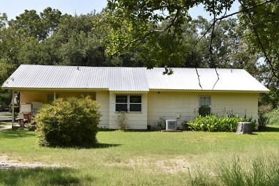 Fredericksburg Single Family Home For Sale: 710 W Creek St
