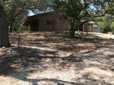 Harper Single Family Home Under Contract W/Contingencies: 2388 Lange Rd