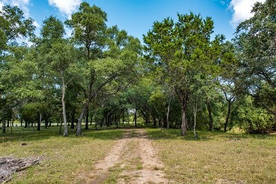 Fredericksburg Residential Lots & Land For Sale: 1300 W Middle Creek Rd
