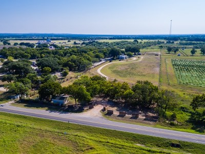 Fredericksburg Residential Lots & Land For Sale: 213 Ranch Rd 1376
