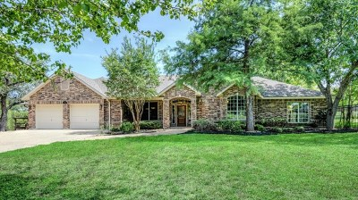 Kerrville Single Family Home For Sale: 105 Rockwood Circle