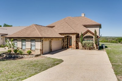 Blanco County Single Family Home For Sale: 213 S Hiram Cook