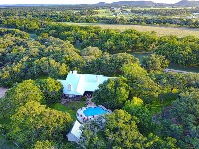 Fredericksburg Single Family Home For Sale: 4088 N State Hwy 16