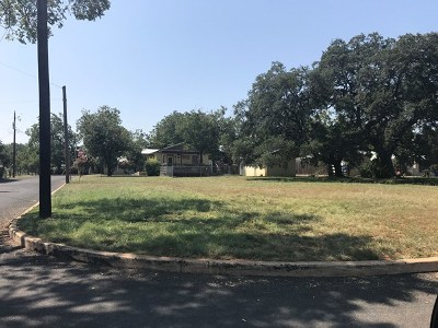 Fredericksburg Residential Lots & Land Under Contract: 1006 E Hill St