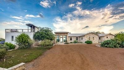 Fredericksburg Single Family Home For Sale: 900 Seven Falls Ranch Rd