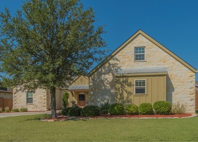 Fredericksburg Single Family Home For Sale: 203 Clyde Run