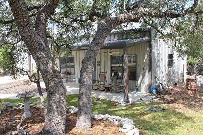 Kerrville Single Family Home For Sale: 100 Walnut Ridge Rd. North